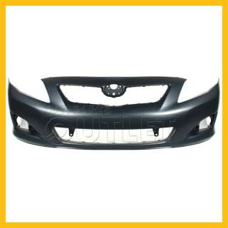 2009   2010 TOYOTA COROLLA OE REPLACEMENT FRONT BUMPER COVER