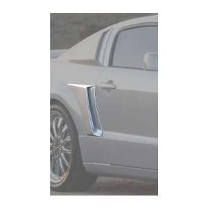 Xenon 12770 05 09 Ford Mustang Quarter Panel C Scoops Automotive