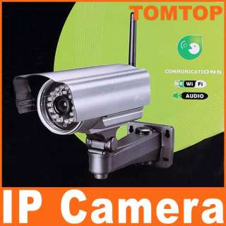 WIFI Wireless Outdoor Security IP Camera Night Vision