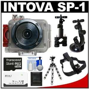 Intova Sport Pro Waterproof HD Sports Video Camera Camcorder